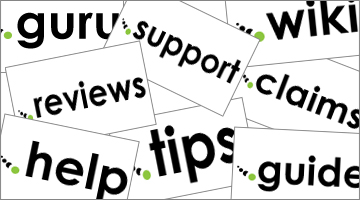 New domains for help and assistance online!